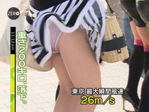【※放送事故※】地上波で放送されてしまった完全にアウトなハプニング画像wwwww