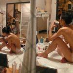 【家庭内盗撮】溢れる生活がマジで興奮する身内に晒された裸族の家庭内盗撮画像