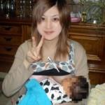 【おっぱいフェチ】赤ん坊の代わりに吸いたい授乳中若ママさんのおっぱいwww