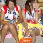 【ぐぅシコ】夏祭りで見られるこういうパ○チラって普通のパ○チラよりエ□いよなぁwww(15枚)