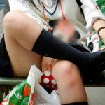 なんだよwwwこのギリギリのチラリズムwww女子●生の足組み太ももがけしからんぞwwww