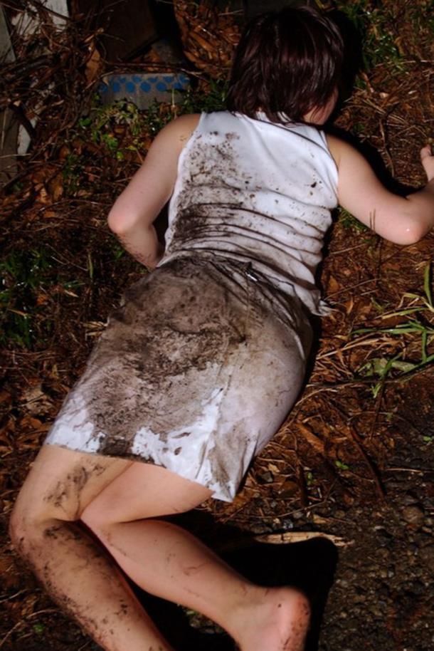 【レイプ事後画像】これが本物のヤリ捨て女wwwレイプ被害に遭った女の事後がアウト過ぎるwwww その5