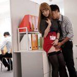社内恋愛の最大のメリットはコレ!同僚に隠れ会社内でするセックスの気持ちよさがハンパないwww