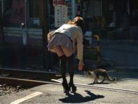 これはラッキー♪ちょっと嬉しくなる素人のパ○チラハプニング!街中で偶然撮られてしまったパ○チラ画像